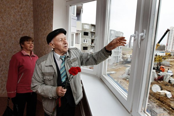 Как дают квартиры при сносе очередникам