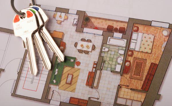 Продать долю в квартире без выделения
